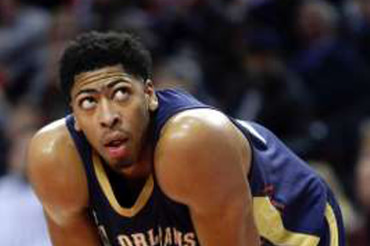 Anthony Davis got scary good, and the NBA world wasn't ready for it