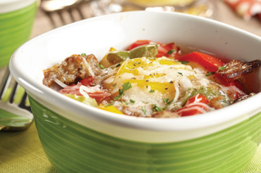 Breakfast & beyond: Show kids just how delicious veggies can be