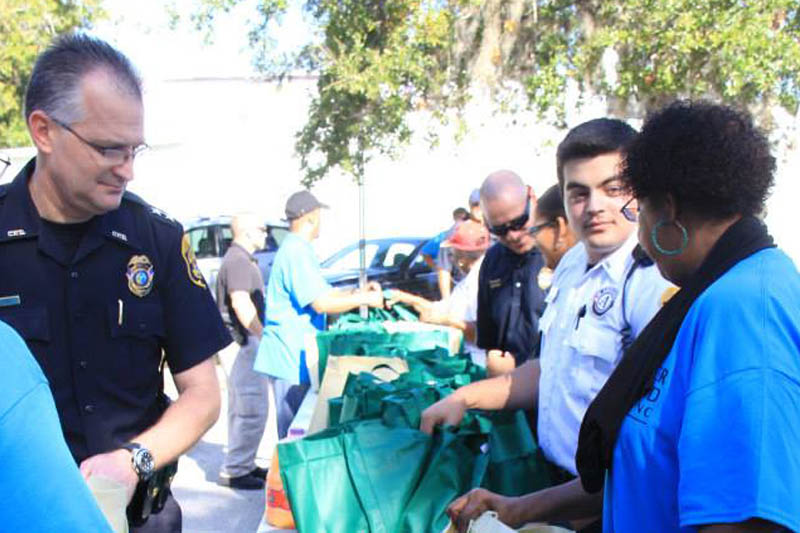 Clearwater Community benefits from homegrown leadership in its police department