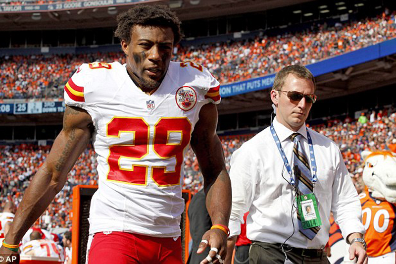 Kansas City Chiefs safety Eric Berry, 25, diagnosed with Hodgkins lymphoma