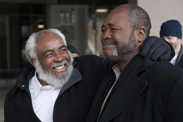 Emotional moment: Cleveland man exonerated 40 years later for crime he did not commit
