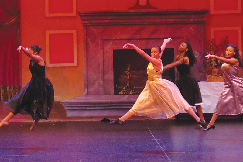 'The Family Blessing' premieres at Mahaffey