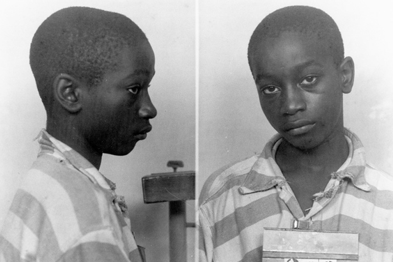 Judge clears 14-year-old George Stinney, Jr., accused of killing 2 white girls