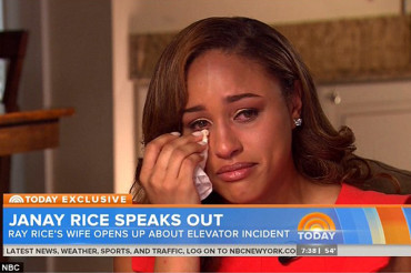 Ray Rice's wife Janay reveals she still hasn't seen video of him knocking her out in elevator