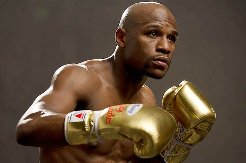 """Floyd Mayweather: I'll help Ronda Rousey with her boxing…"""""""