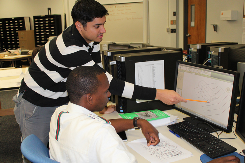 Drafting Program at PTC