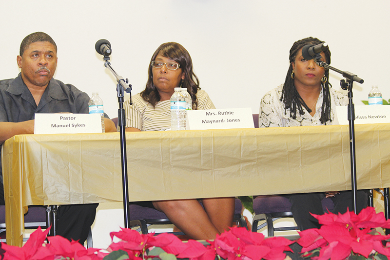 Repairing the Black Family community forum