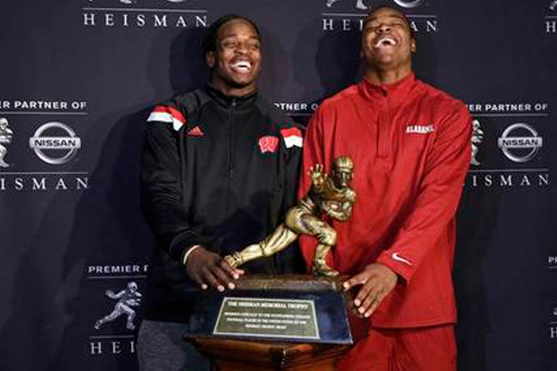 Scandal-free Heisman ceremony focused on football