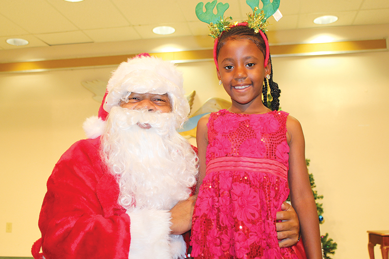 Sickle Cell holiday luncheon