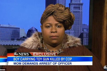 Tamir's mother tells how cops tackled, handcuffed her daughter as she rushed to brother