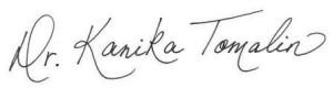Tomalin Signature