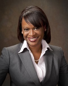 Dr. Kanika Tomalin, first African-American female deputy mayor in the City of St. Petersburg considers that equality needs to apply to both women and men