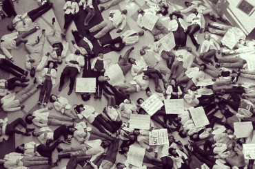 #WhiteCoats4BlackLives: Medical students stage nationwide protests against police brutality
