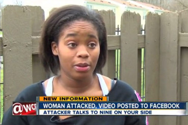 21-year-old woman filmed beating up Ohio teen in vicious attack