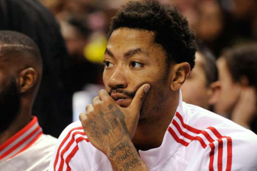 Derrick Rose's lax leadership by example setting unfocused tone for Bulls
