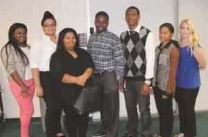 2015 MLK Day of Service Youth Ambassadors