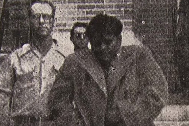 Was wealthy black woman driven crazy to shoot white doctor in head in 1952?