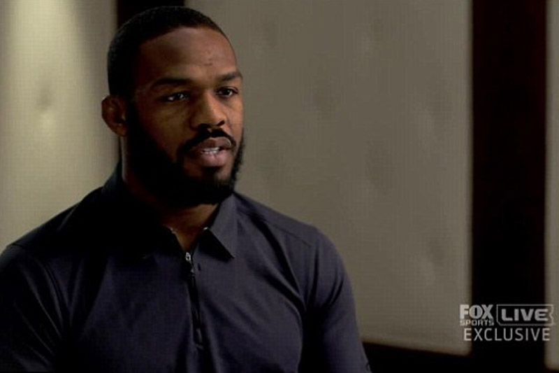 Jon Jones apologizes to UFC fans after failing drug tests, insists he's no addict