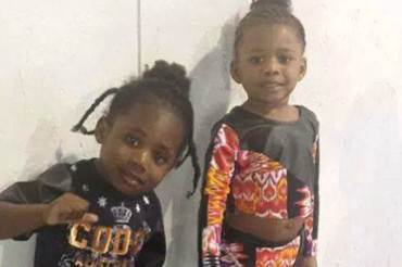 Two young children killed in house fire after mom left them home alone while getting hair done