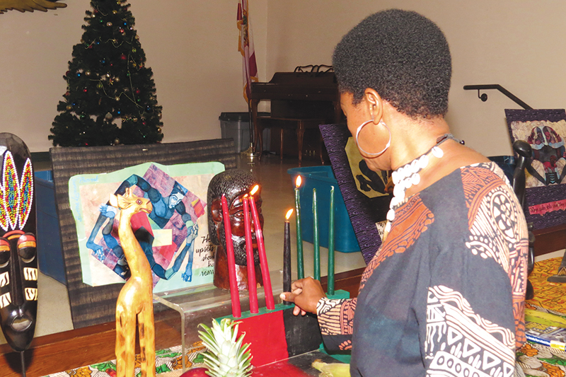 Kwanzaa: Harvest of first fruits