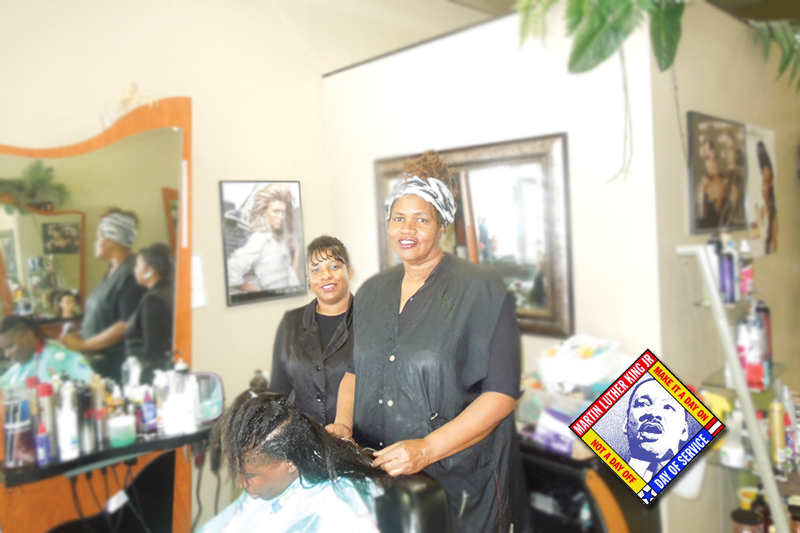 Hair by Ahsile: Giving back – A MLK Day of Service project