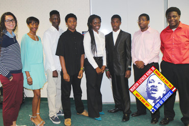 Meet the 2015 MLK Day of Service Youth Ambassadors