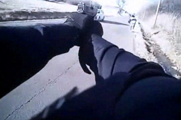 Bodycam shows split-second decision cop made to shoot dead armed man at wedding