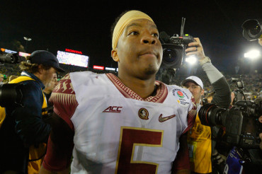 Jameis Winston taunted by 'no means no' rape chant by Oregon during Rose Bowl