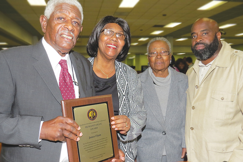SCLC salutes community drum majors for justice
