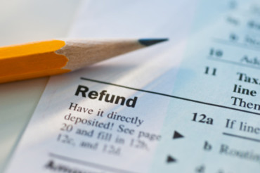 What are my tax refund plans?