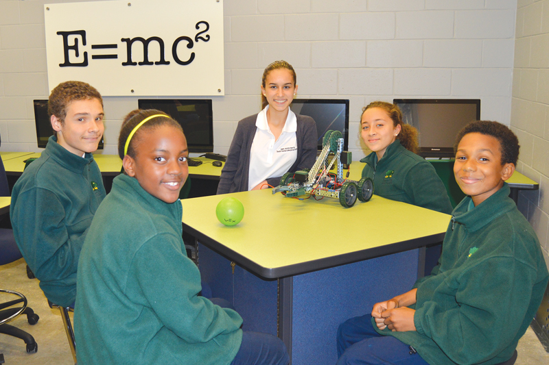Academy Prep recruits middle school students for STEM classes and beyond