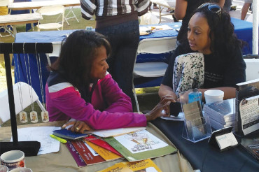 2015 Author's Village hosted by Reader's Choice Book Store