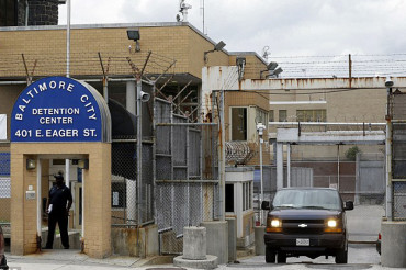 Inmate who 'impregnated four guards and oversaw drug operation' in Baltimore prison gets 12 years
