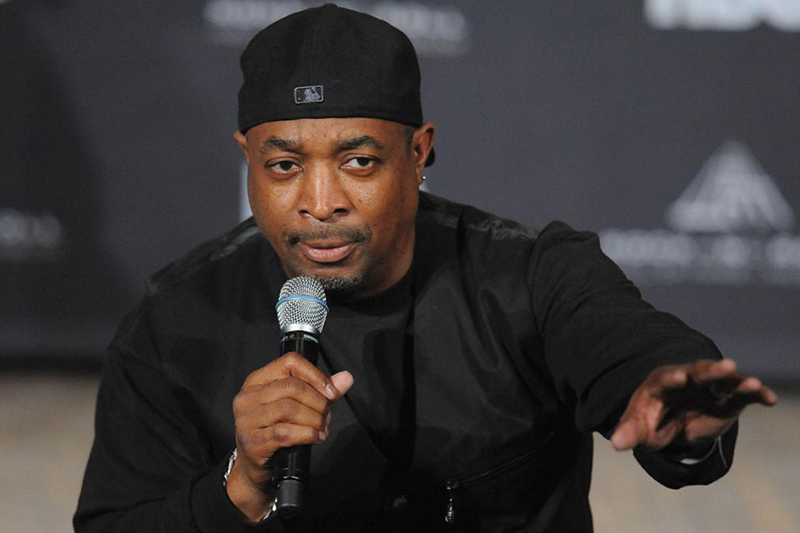 Chuck D of Public Enemy is coming to Eckerd College