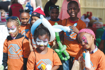 Celebrate Midtown Youth 2015: An interactive neighborhood affair of the garden variety