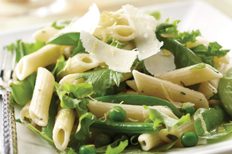 Pasta Salad makes weeknight dinner quick and healthy