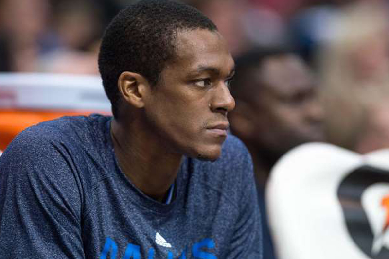 Mavericks suspend Rajon Rondo for Rick Carlisle dustup