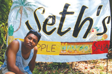 Seth: A story of determination
