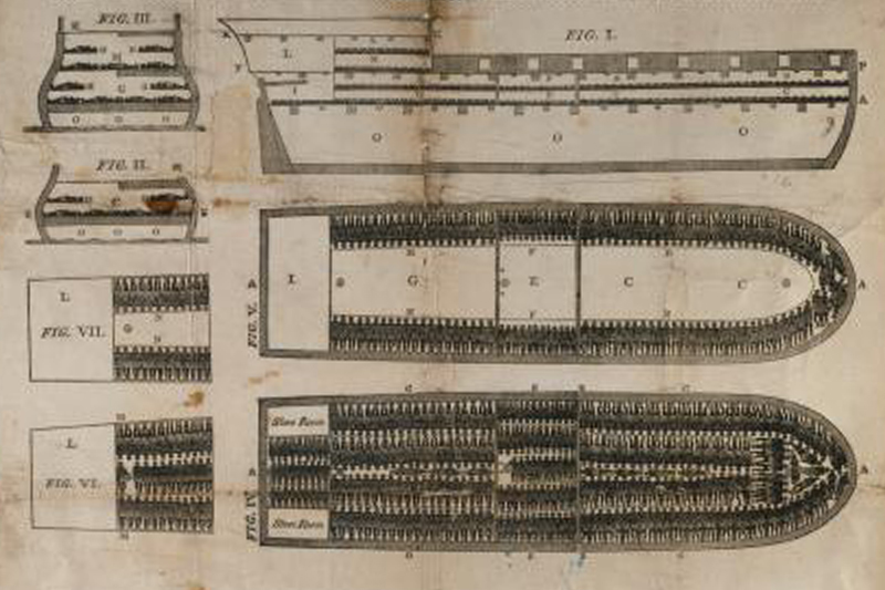 How a look inside a slave ship turned the tide toward abolition