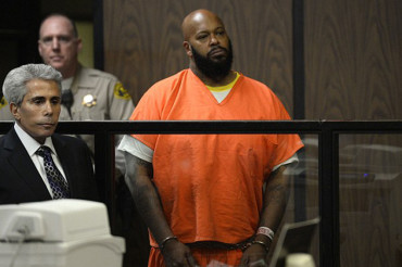 Suge Knight rushed to hospital for panic attack minutes after pleading not guilty to murder