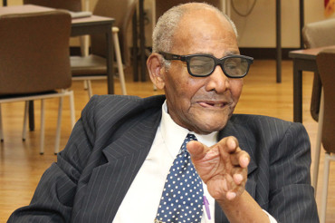 Local Tuskegee Airman Turns 100