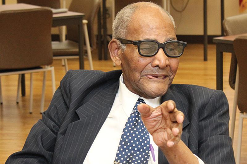 Local Tuskegee Airman Turns 100