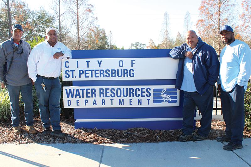 Meet the Water Resources Dept.