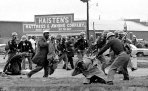 Bloody Sunday, Selma, btb