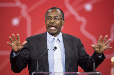 Ben Carson states that being gay is 'absolutely' a choice