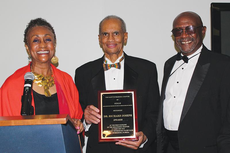 Black history celebrated