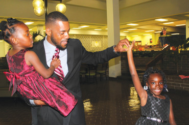 The B.I.G. Entertainment Group's inaugural Daddy Daughter Dance