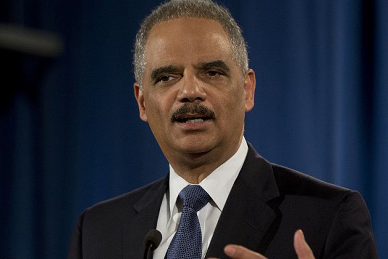 Eric Holder: 'Some protesters were right,' rampant racism in Ferguson