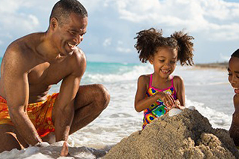 Involving kids in family vacation planning