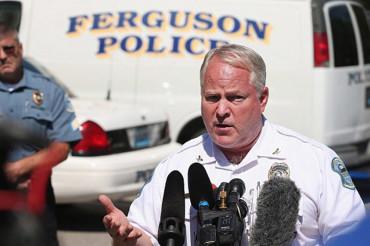 Ferguson Police Chief Thomas Jackson resigns after DOJ report